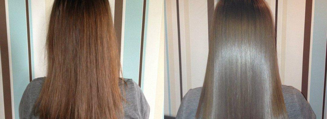 Ботокс для волос в Санкт-Петербурге